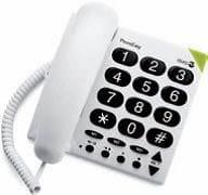 Telèfon de tecles grans phone EASY 311C AD311