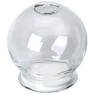ventosa de cristal individual