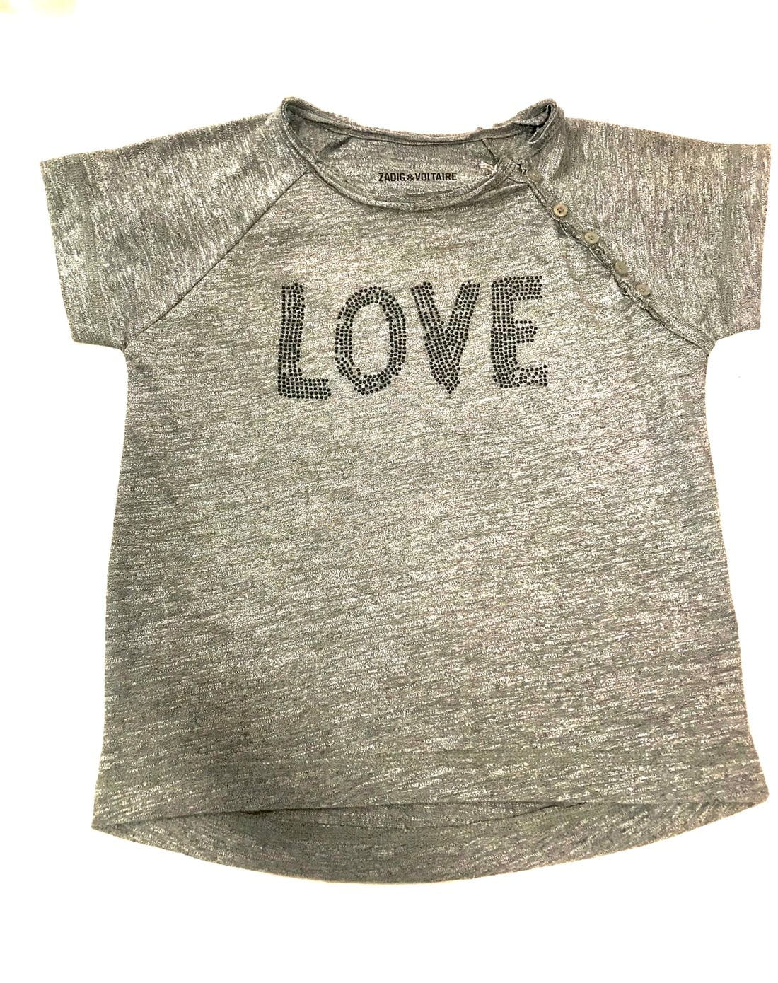 Camiseta Love Zadig & Voltaire