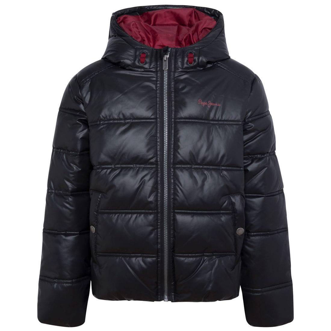 Jaqueta negre