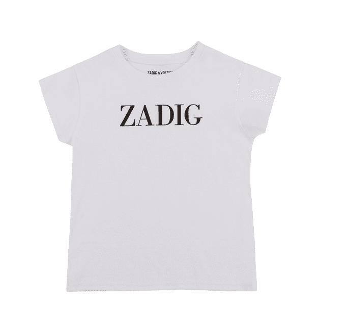 Camiseta blanca Zadig & Voltaire