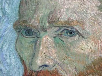 Autoretrat de Vincent van Gogh