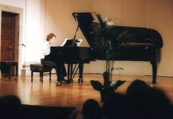Concierto al Auditorio Viader de Girona
