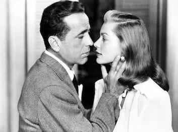 Humprey Bogart i Lauren Bacall a Dark Passage de Delmer Daves 1947
