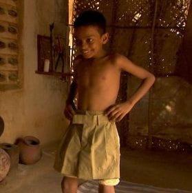 Ravi, el protagonista del documental El secreto mejor guardado de Patricia Ferreira