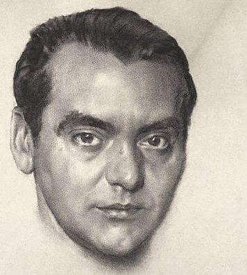 Federico García Lorca de Ciriaco Párraga 1936