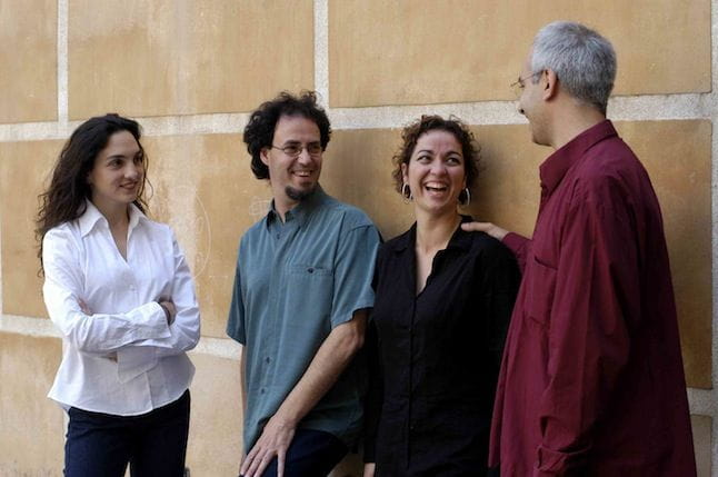 La agrupación que estrenó Lunáticos