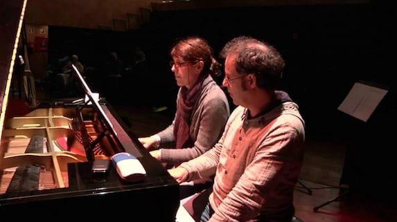 Ensayo Piano a 4