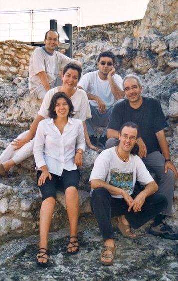 L'agrupació musical que va estrenar Transitant