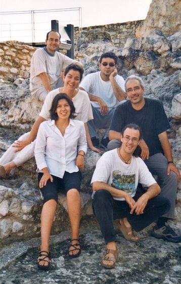 El Mediterrani Ensemble, l'agrupació musical que va estrenar aquesta versió del tema