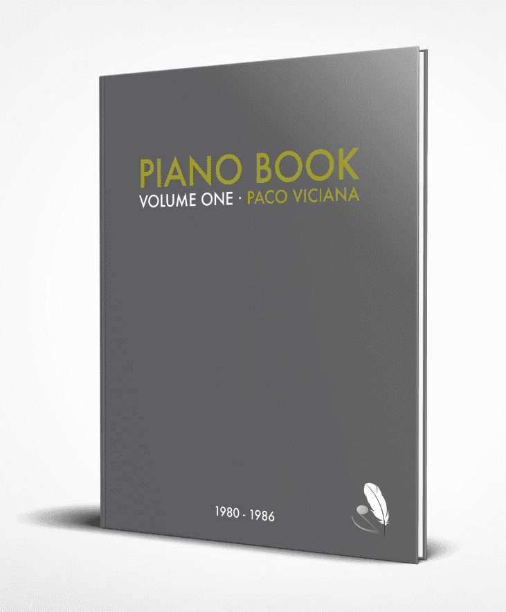 Piano Book - Volume One (1980-1986)
