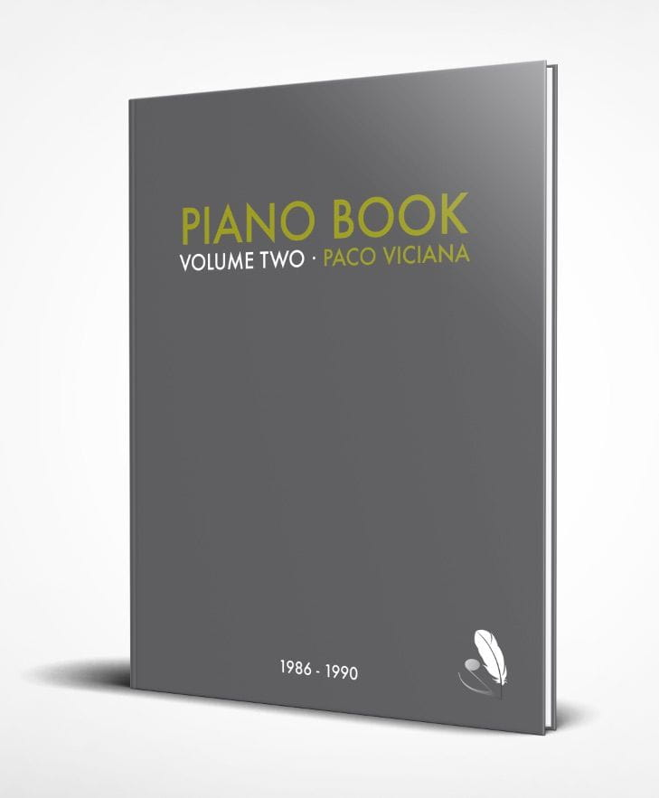 Piano Book - Volume Two (1986-1990)