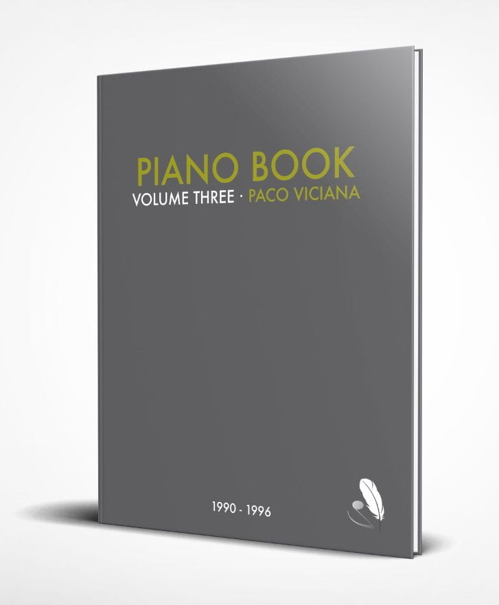 Piano Book - Volume Three (1990-1996)