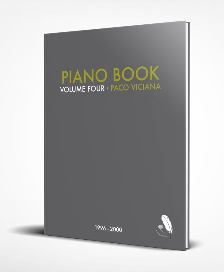 Piano Book - Volume Four (1996-2000)