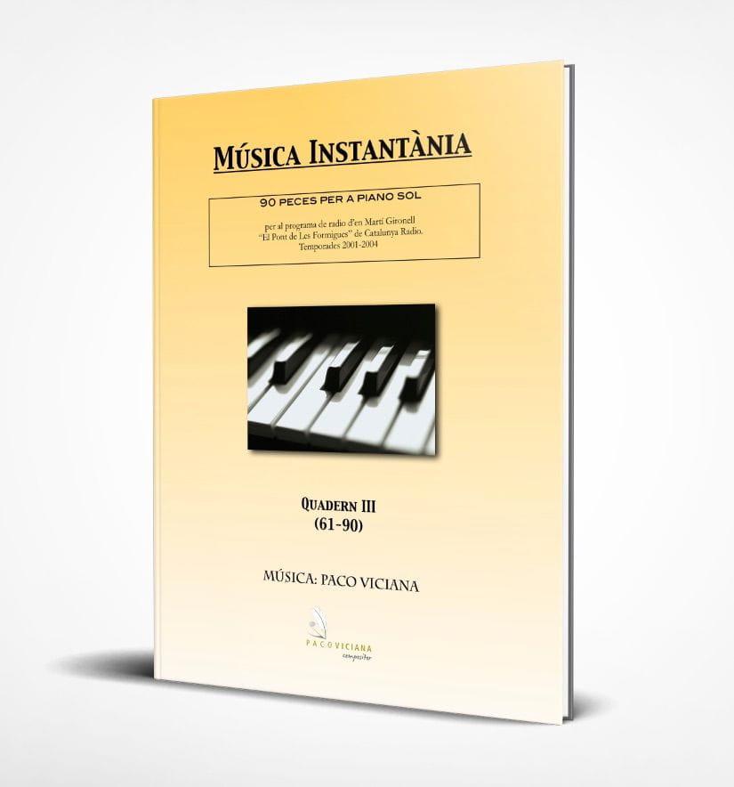 Instantaneous Music - Book III (61-90)