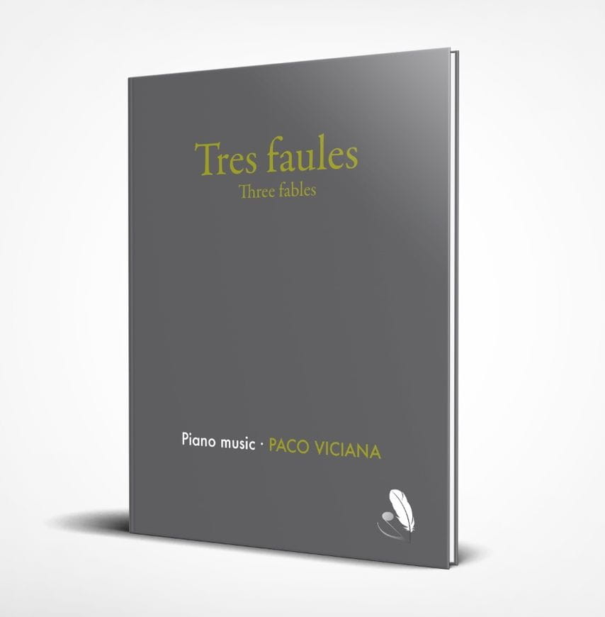 Tres Fábulas (Included in Piano Book Two)
