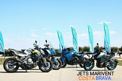 Cfmoto Jets Marivent Costa Brava
