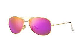 RAYBAN COCKPIT ulleres de sol rosa