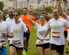 Marató per relleus de Sant Joan Despí