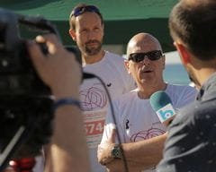 Enric Bosch  y Dr. David Monfort
