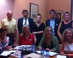 Reunió 31 de juliol de 2014 al Departament de Salut