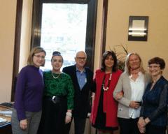 Reunió 18 de novembre de 2015 al Departament de Salut