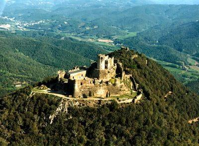 Castillo de Montsoliu