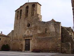 Iglesia de Ullastret