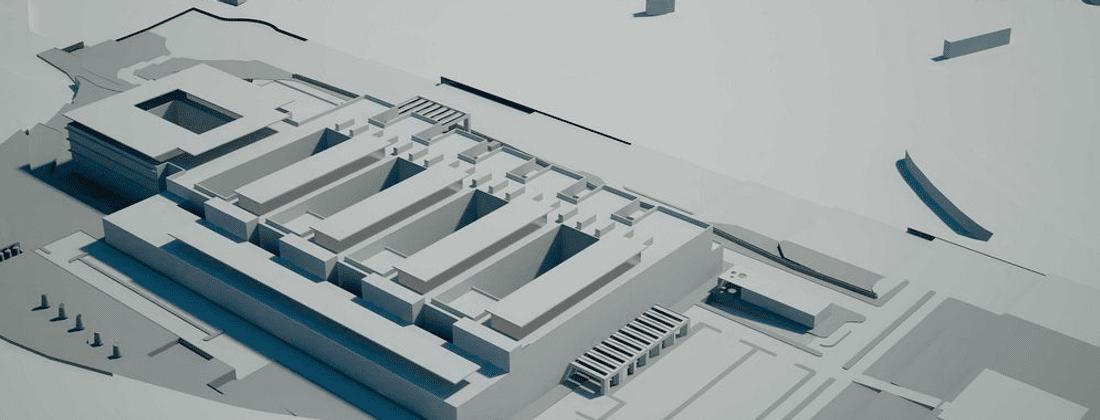 Mitjançant softwares avançats com el Design Builder podem realitzar la modelització energètica d