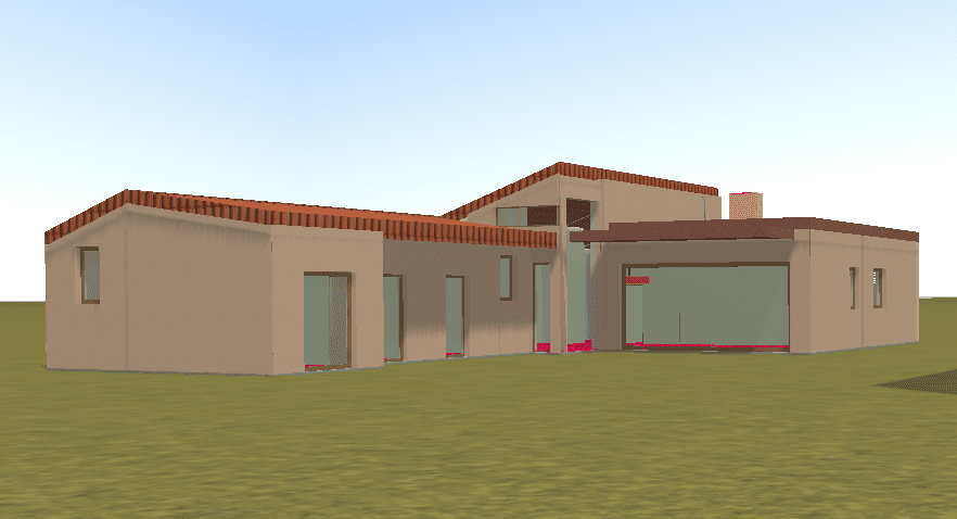 Vista Exterior de l'habitatge