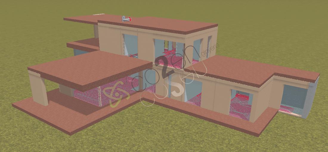 Modelitzat 3D de l'edifici