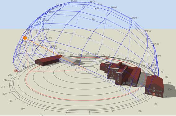 Modelització del conjunt dins l'entorn de simulació energètica 1