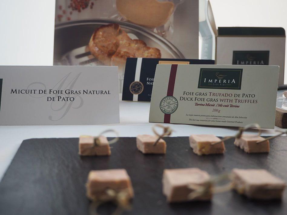 Imperia en la presentación de Luxury Spain a l'École Supérieure d'Hôtellerie Paris