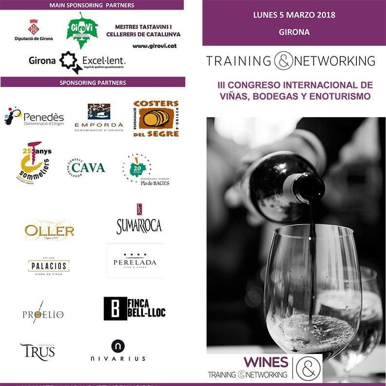 Imperia en el III Congreso Internacional de Viñas, Bodegas y Enoturismo