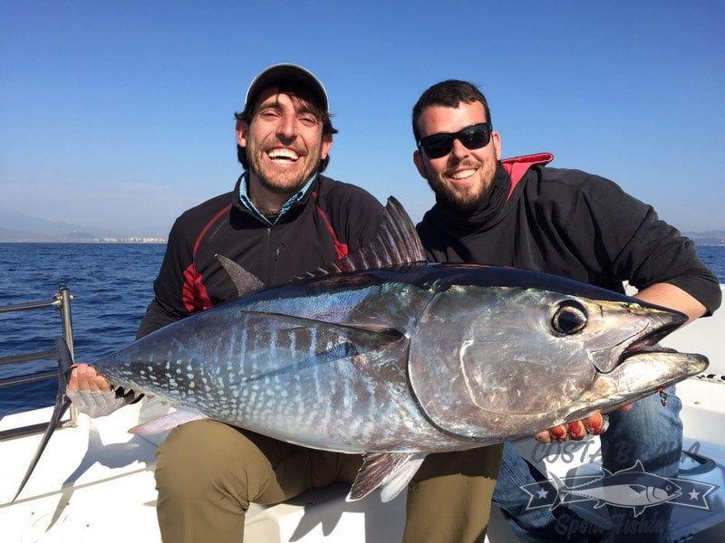 Bluefin tuna fishing blanes boats for Bluefin tuna fishing