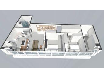 Forti arquitectes arquitectura girona for Oficina habitatge girona