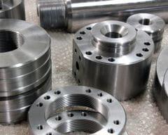 Mecanización piezas, aluminio, inoxidable, hierro, plásticos técnicos