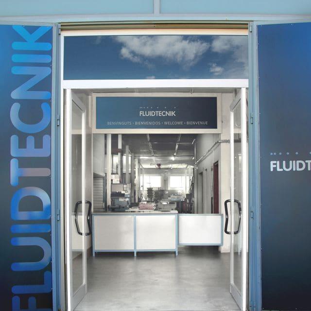 Empresa Fluidtecnik - cilindros hidráulicos, neumáticos y actuadores lineales eléctricos.