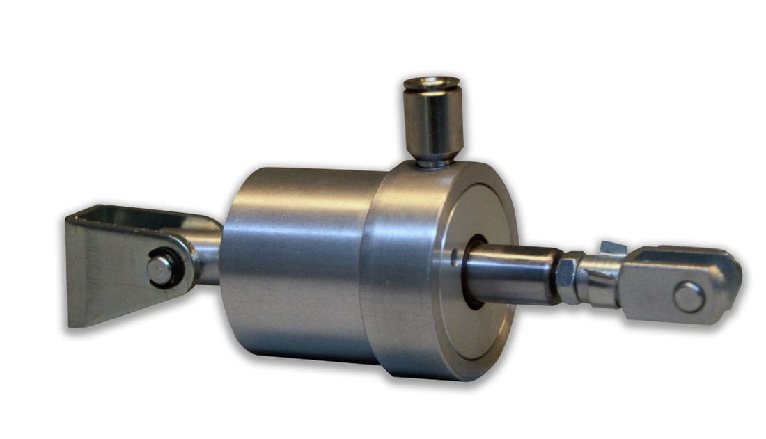 Cilindre pneumàtic compacte simple efecte