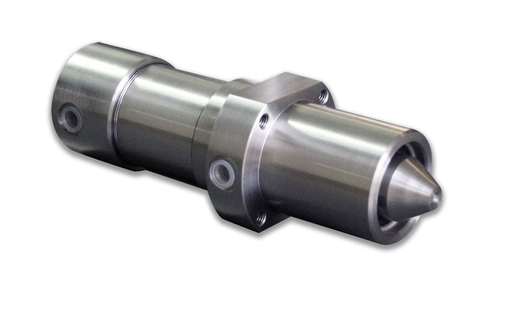 Magnetic stainless steel stainless steel cylinder