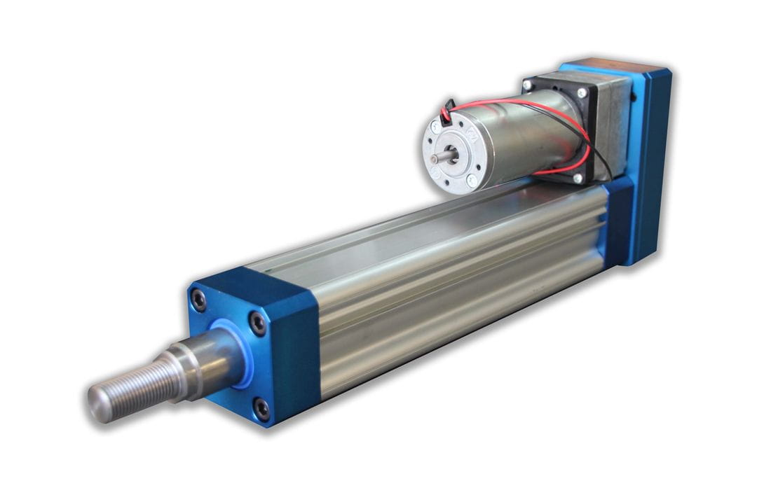 Actuador lineal elèctric