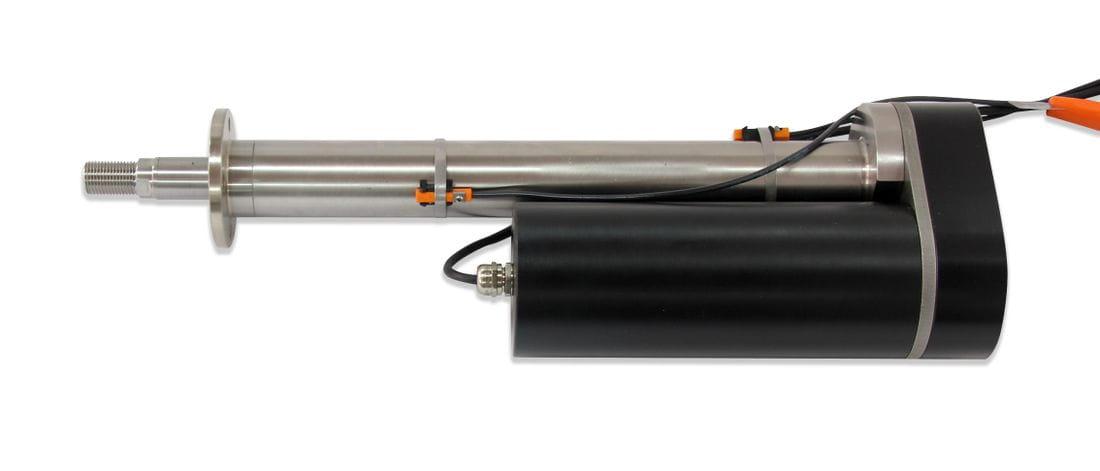 Actuadors elèctrics inoxidables (IP69K)