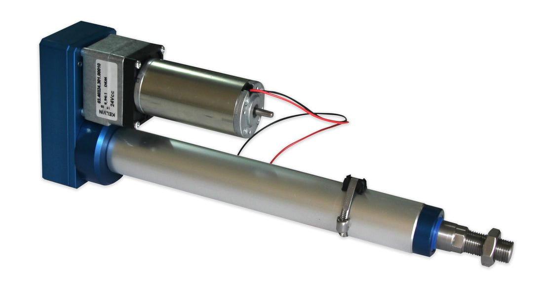Acutador lineal eléctrico
