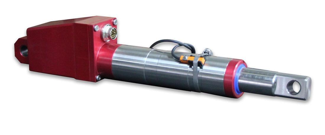Actuador lineal eléctrico de precisión