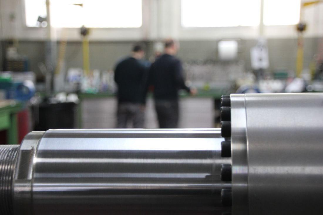 Fabricación de cilindros neumáticos e hidráulicos