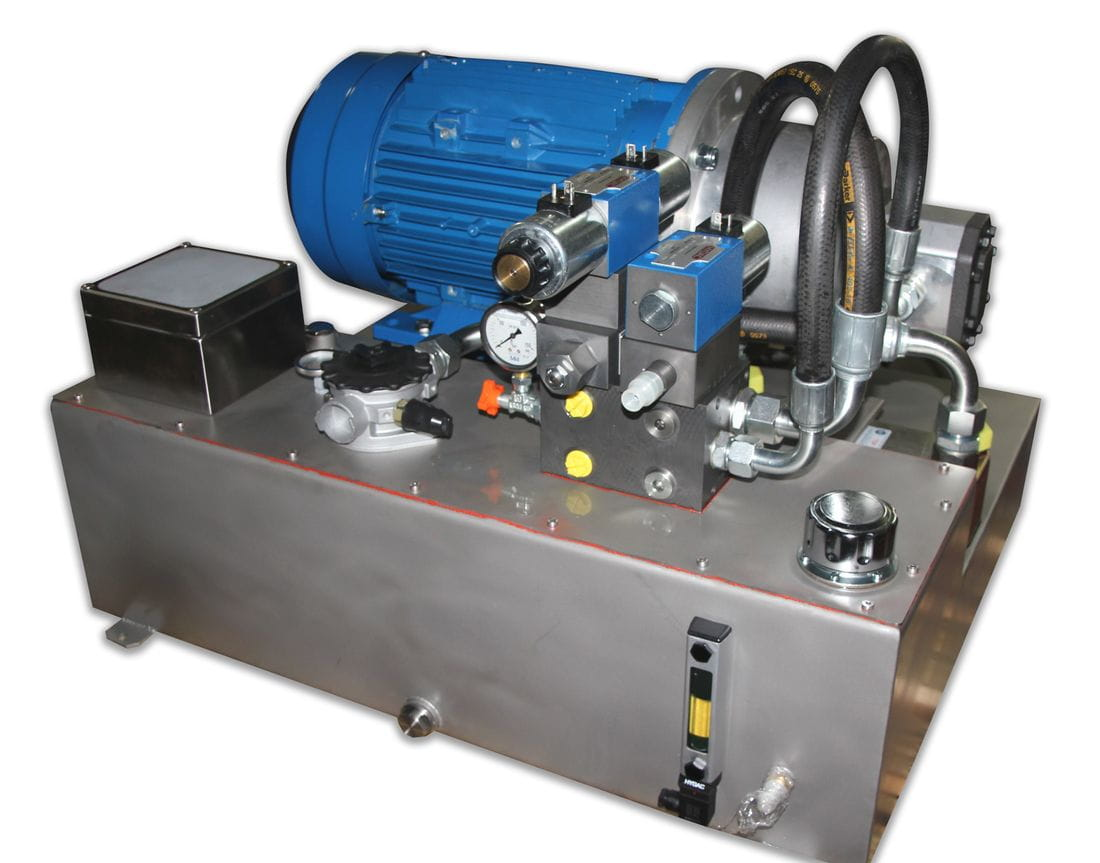 Custom Hydraulic unit