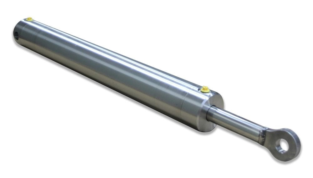 Stainless hydraulic cylinder special marine environment