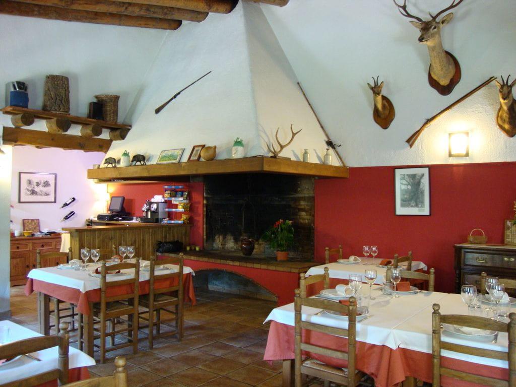 Restaurant casa del bosc - Natura casa barcelona ...