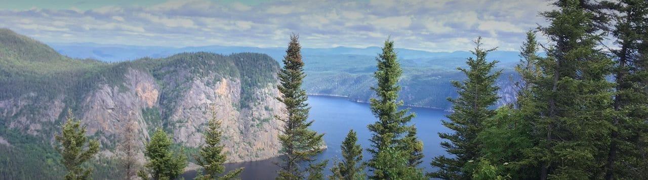 Parque Nacional de Saguenay