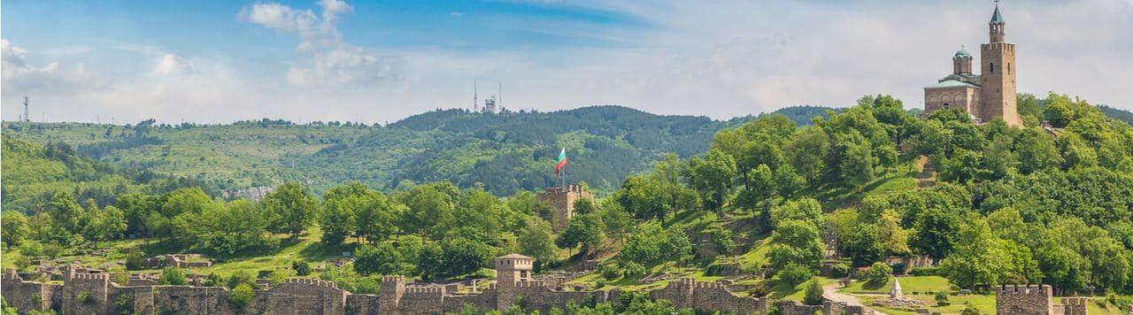 Bulgaria central